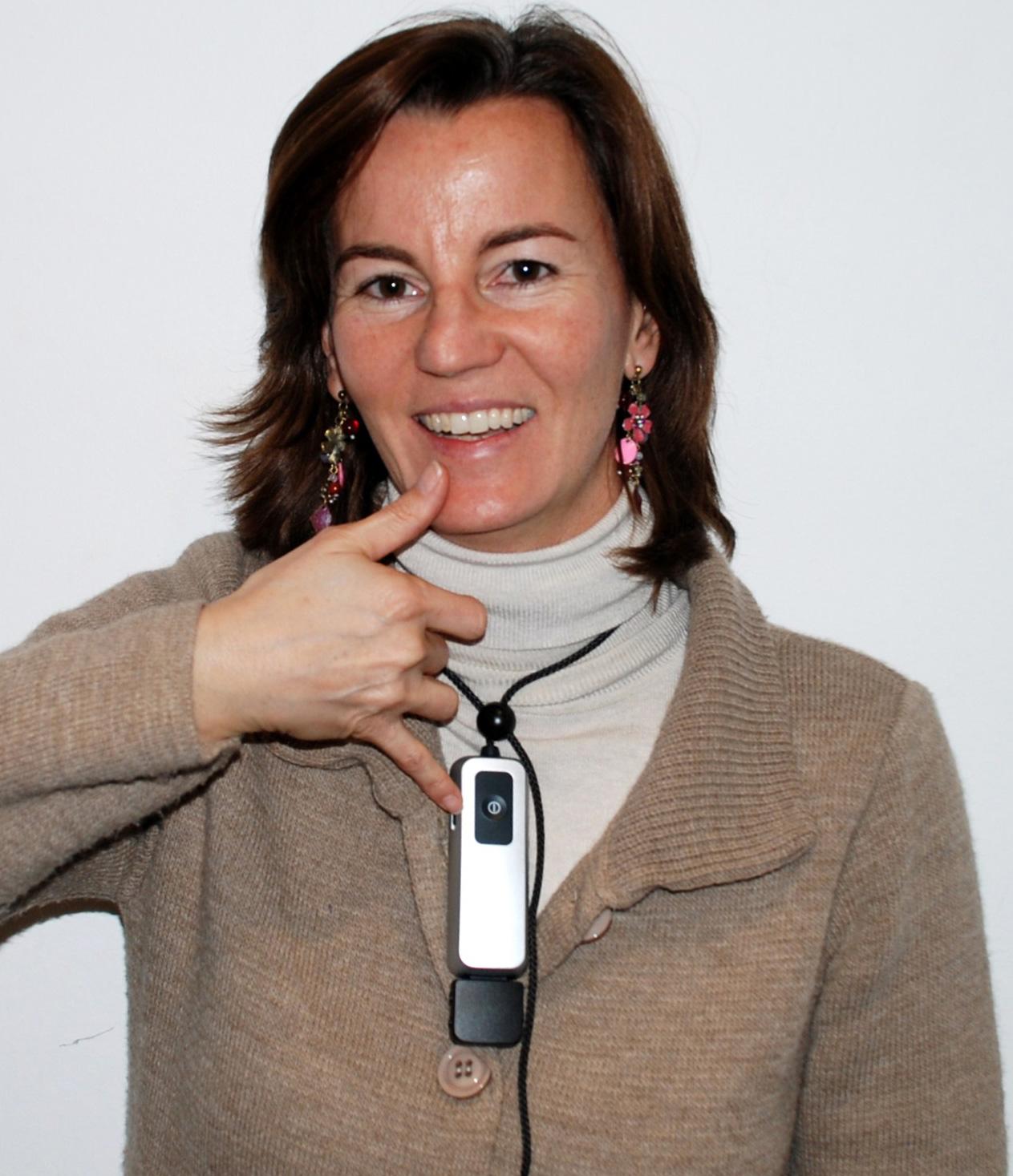 sistema fm microfono integrado correcto